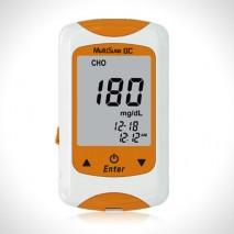 MultiSure GC Blood Glucose and Cholesterol Monitoring System