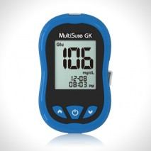 MultiSure GK Blood Glucose and Ketone Monitoring System