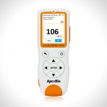 GLUCOSURE POC Point-of-Care Blood Glucose and Ketone Monitoring System
