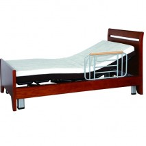 Multifunctional electric-adjustable bed